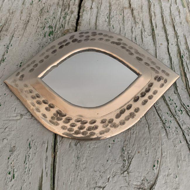 Marrokkaanse spiegeltjes oog
