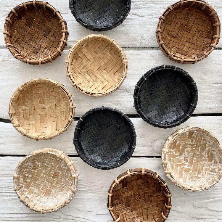 Bamboe Offerschaaltjes XS