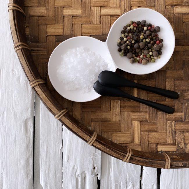 Bamboe Dienblad Bruin
